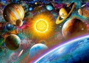 График движения планет в Апреле 2021 г