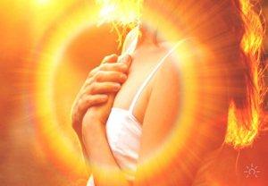 Медитация «Цветок Любви». Наполним себя любовью.